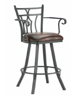 Randle 30 Swivel Bar Stool Iron Mountain