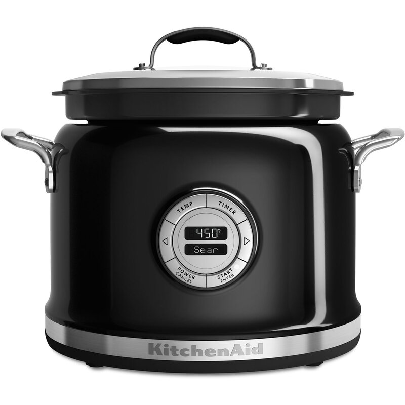 kitchenaid 4 quart multi cooker & reviews | wayfair