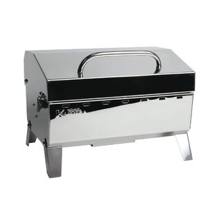 19.75 Stow N' Go 125 Gas Grill With Regulator by Kuuma Products