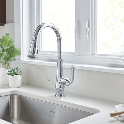 Find The Perfect American Standard Kitchen Faucets Wayfair