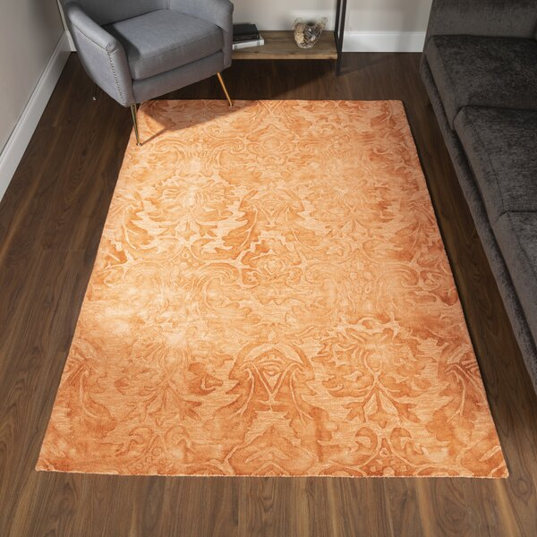 Pumpkin Rug Wayfair