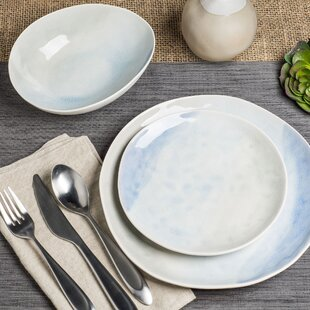 Duffy 12 Piece Dinnerware Set, Service for 4