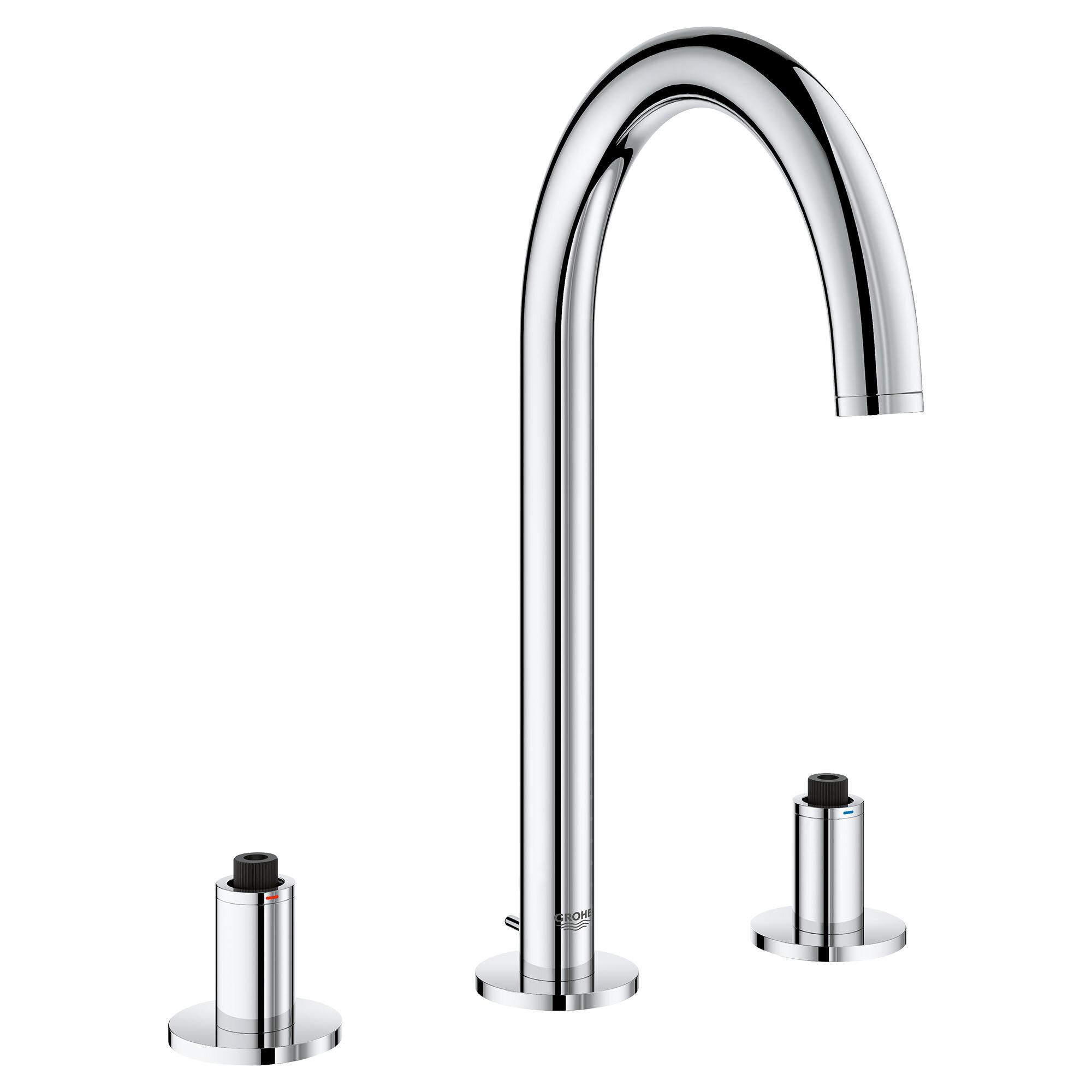 Widespread Bathroom Sink Faucets