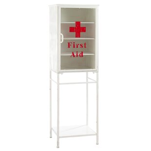 46cm X 152cm Medicine Cabinet By Symple Stuff