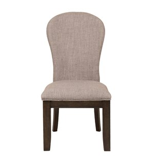 Albro Upholstered Dining Chair Canora Grey