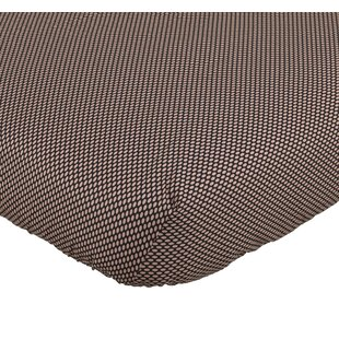 Reviews Rutledge Flat Crib Sheet ByHarriet Bee