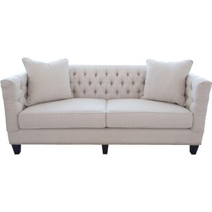 Willa Arlo Interiors Fuller Chesterfield Sofa