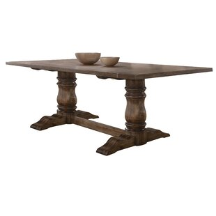 Jamya Dining Table by Gracie Oaks