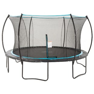 SKYBOUND Cirrus 14' Trampoline with Full Enclosure