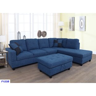 Chaise Sofa Sectionals You\'ll Love in 2019 | Wayfair