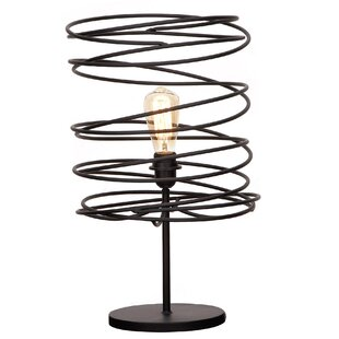 Coiled 20 Table Lamp