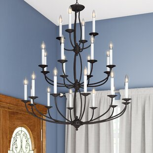 Three Posts Williams 24-Light Chandelier
