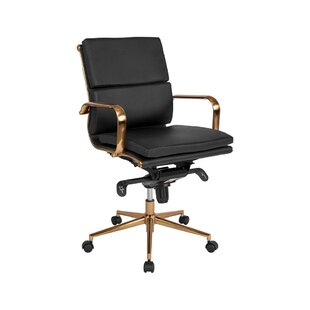 Read Reviews Jim Conference Chair by Ivy Bronx Reviews (2019) & Buyer's Guide