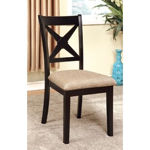 Tarsha Dining Chair (Set of 2) by Gracie ..
