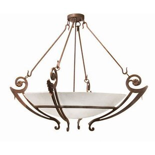 2nd Ave Design Ceres 6-Light Bowl Pendant