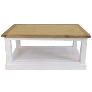Open Coffee Table With Storage By Brambly Cottage