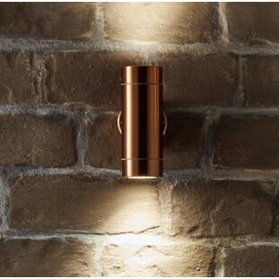 Valentino Outdoor Armed Sconce Image