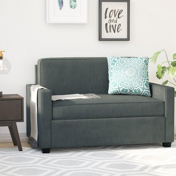 Mercury Row Cabell Sofa Bed Loveseat U0026 Reviews | Wayfair