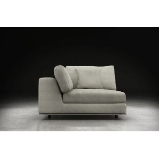 Syd Left Hand Facing Modular Sectional with Ottoman