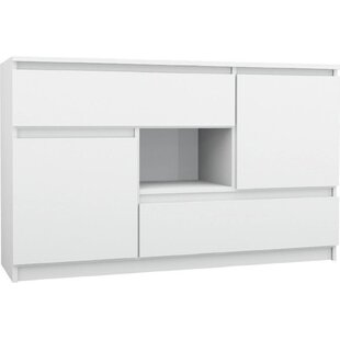 Doss 2 Drawer Combi Chest By Metro Lane