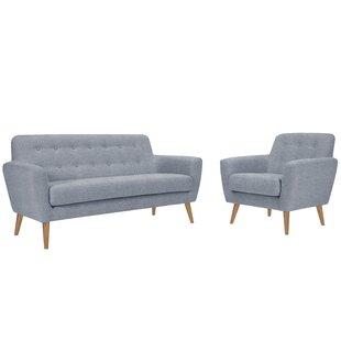 Alaniz 2 Piece Sofa Set By Isabelline