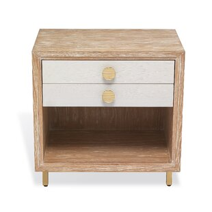 Helaine Nightstand by Interlude Wonderful