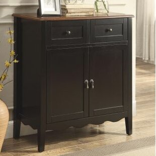 Charlton Home Binghampton 2 Door Accent Cabinet