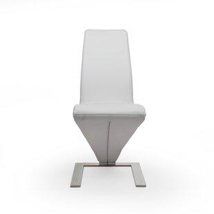 Enger Upholstered Dining Chair by Orren E..