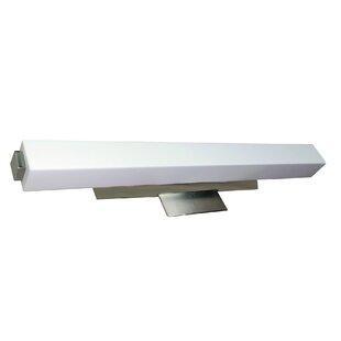 Irby 1-Light LED Bath Bar by Ebern Designs