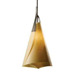 Mobius 1-Light Cone Pendant by Hubbardton Forge