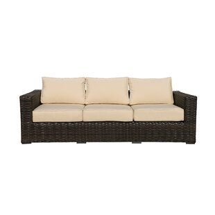 Santa Monica Sofa with Cushions