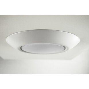 Zipcode Design Klinger 1-Light LED Flush Mount