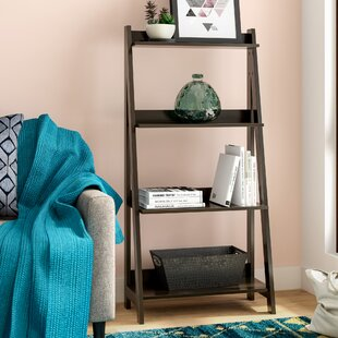 Riddleville Ladder Bookshelf by Three Posts Herry Up
