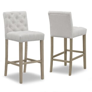 Affordable Price Georgio 29 Bar Stool (Set of 2) by One Allium Way Reviews (2019) & Buyer's Guide