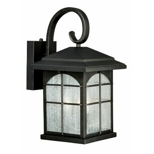 Charlton Home Feeley 3-Light Outdoor Wall Lantern