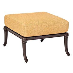 Woodard Holland Ottoman with Cushions