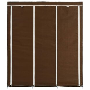 Lykins 150cm Wide Portable Wardrobe By Rebrilliant