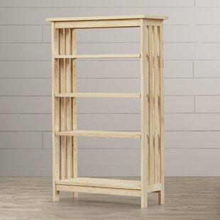 Lynn Etagere Bookcase by Mistana