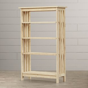 Toby Etagere Bookcase August Grove