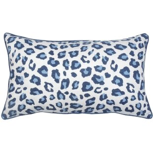 leopard pillow bed buy from bath beyond