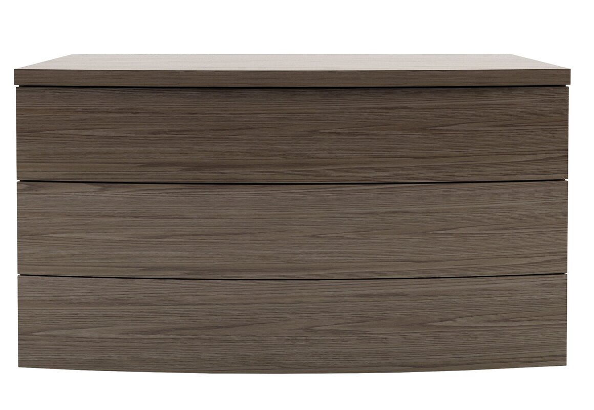 Ludlow 3 Drawer Dresser & Reviews