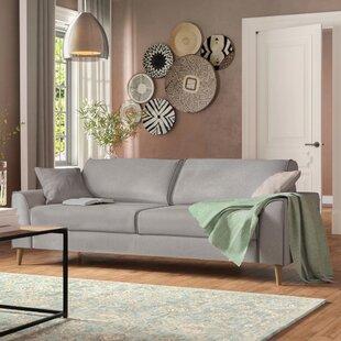Agnew 3 Seater Sofa By Brayden Studio