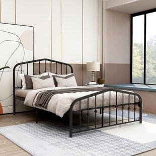 Acerra Low Profile Platform Bed by Red Barrel Studio