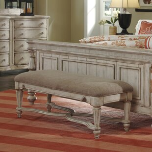 Osullivan Upholstered Bench by One Allium Way