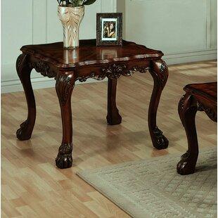 Tobin End Table by Fleur D..