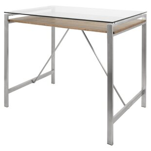 Compare prices Dayna Counter Height Dining Table By Brayden Studio