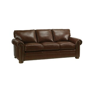 Shop Savannah Sleeper Sofa by Omnia Leather