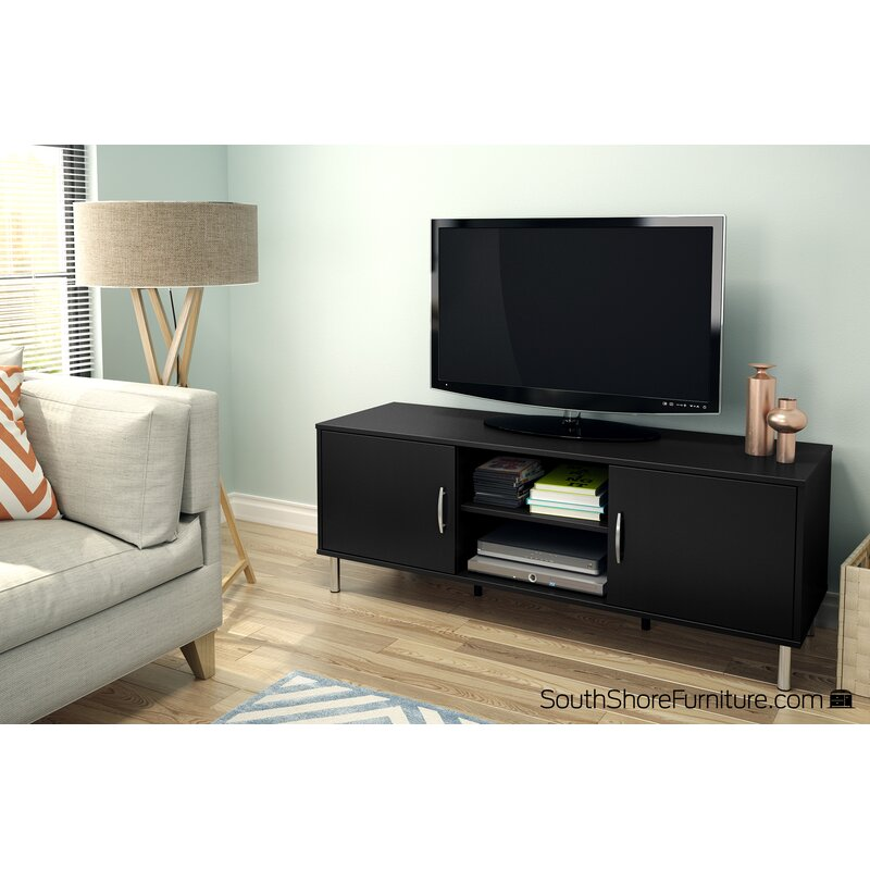 South Shore Renta Tv Stand For Tvs Up To 60 Reviews Wayfair