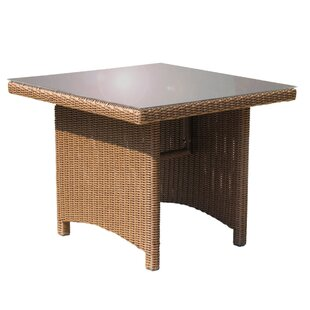 Goodrich Rattan Bistro Table By Sol 72 Outdoor