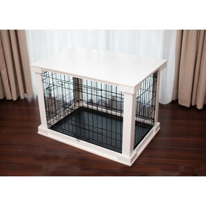 Superior Pet Crate End Table